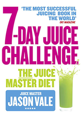 7 Day Juice Challenge + free wall planner (eng.)