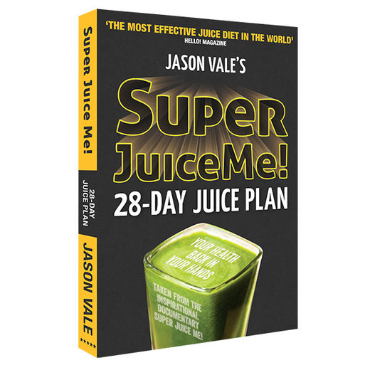 SUPER JUICE ME! 28 day juice plan (eng.)
