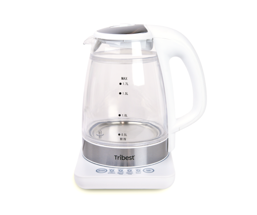 Vedenkeitin Glass RAW Tea Kettle